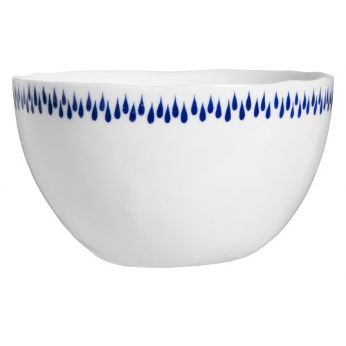 IB LAURSEN / Porcelánová miska Delicate Blue
