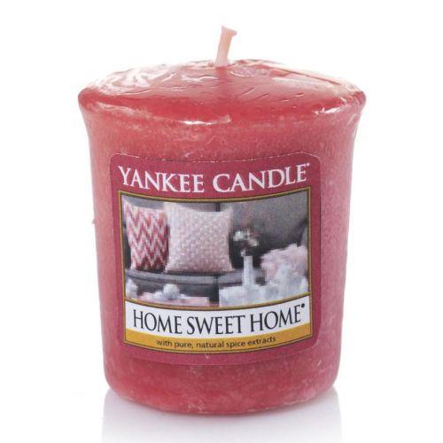 Yankee Candle / Votívna sviečka Yankee Candle - Home Sweet Home