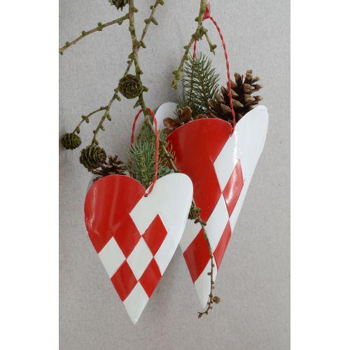 IB LAURSEN / Dekoratívny závesný kornút Heart