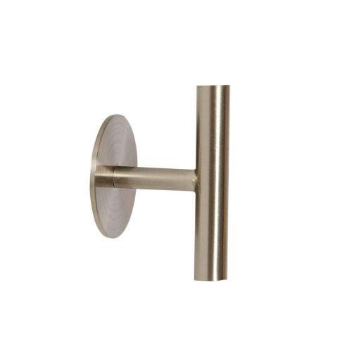 Hübsch / Kovový vešiak Nickel Silver