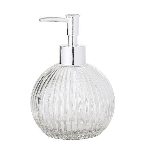 Bloomingville / Zásobník na mydlo Glass Clear