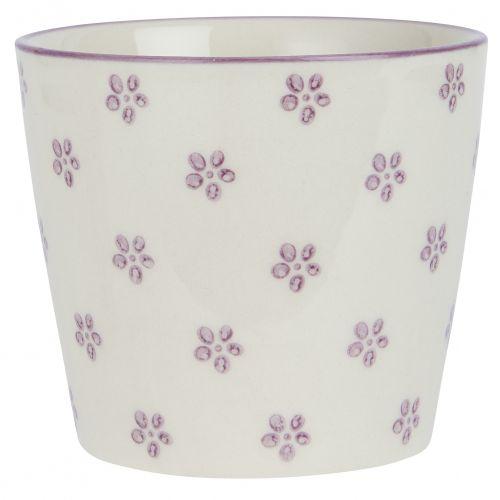 IB LAURSEN / Latte cup Casablanca Bloom Malva
