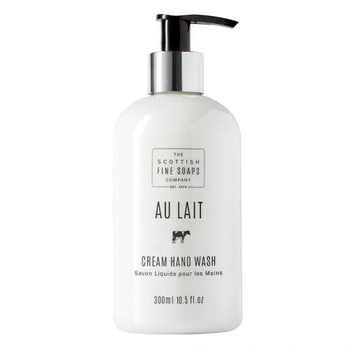SCOTTISH FINE SOAPS / Tekuté mydlo na ruky Au Lait