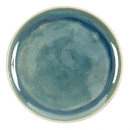 CÔTÉ TABLE / Keramický dezertný tanier Ingrid Blue ⌀ 21 cm