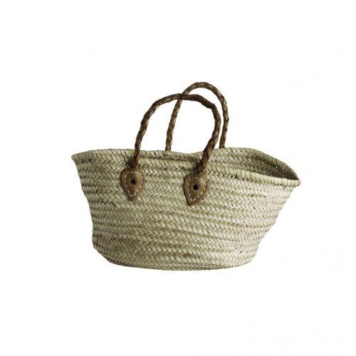 Tine K Home / Slamená taška Tine K Mini