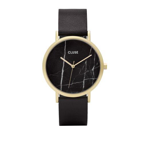CLUSE / Hodinky Cluse La Roche Gold/black Marble