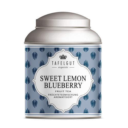 TAFELGUT / Ovocný čaj Mini - Sweet Lemon Blueberry 40g