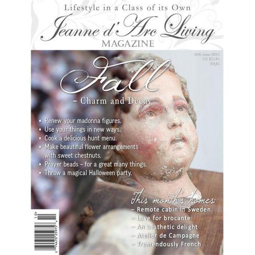 Jeanne d'Arc Living / Časopis Jeanne d'Arc Living 10/2015 - anglická verze