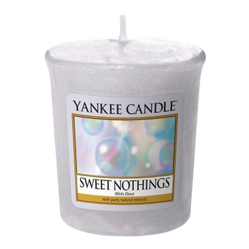 Yankee Candle / Votivní svíčka Yankee Candle - Sweet Nothings
