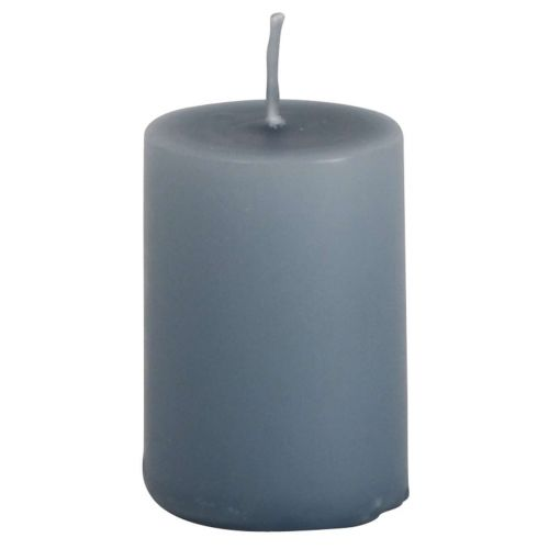 IB LAURSEN / Sviečka Pigeon blue 6 cm