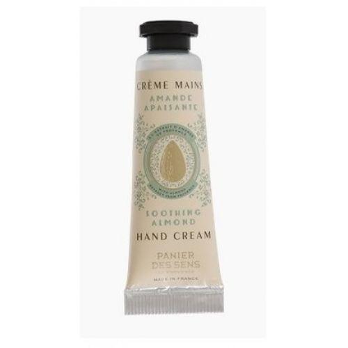 Panier des Sens / Mini krém na ruky 10 ml - mandľa