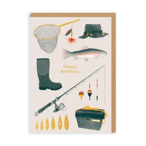 Ohh Deer / Prianie k narodeninám Fishing
