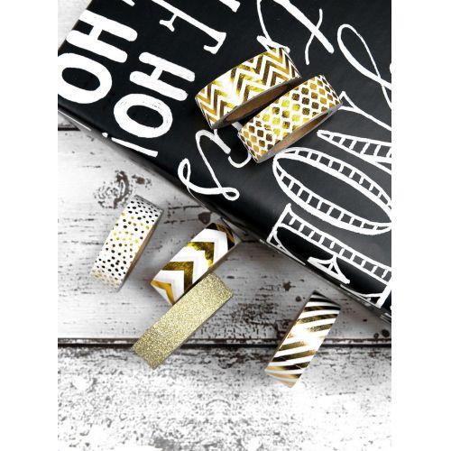 TAFELGUT / Washi páska Gold