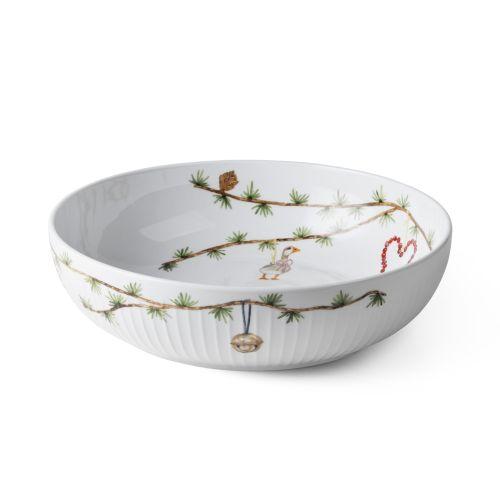 KÄHLER / Porcelánová misa Hammershøi Christmas 30 cm