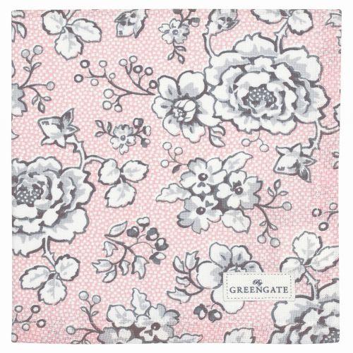 GREEN GATE / Látkový obrúsok Ella pale pink