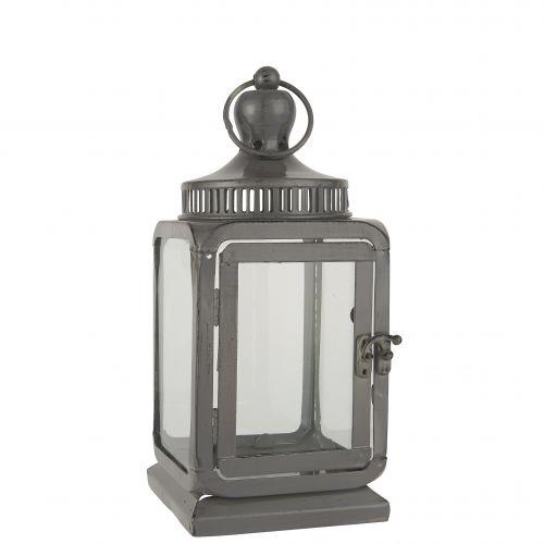 IB LAURSEN / Sklenený lampáš Grey