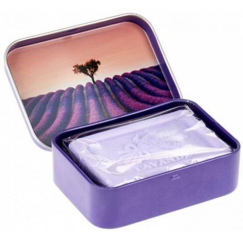 ESPRIT PROVENCE / Mydlo v plechovej krabičke Lavande 60g