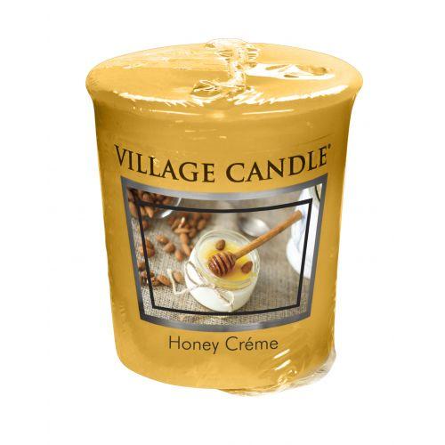 VILLAGE CANDLE / Votivní svíčka Village Candle - Honey Créme