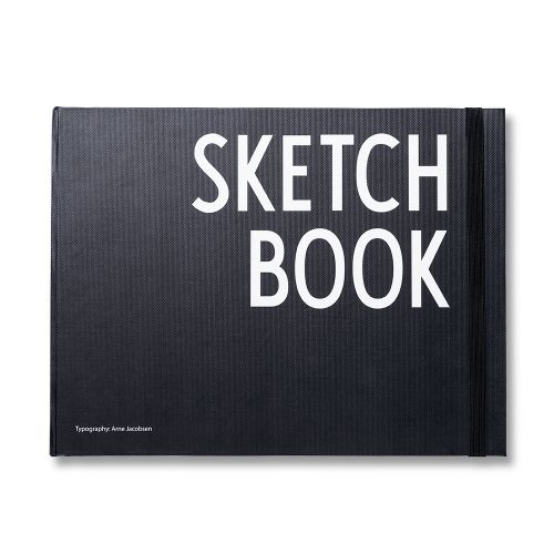 DESIGN LETTERS / Skicár Design Letters Sketchbook