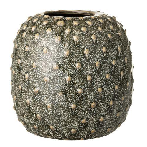 Bloomingville / Keramická váza Green 14cm