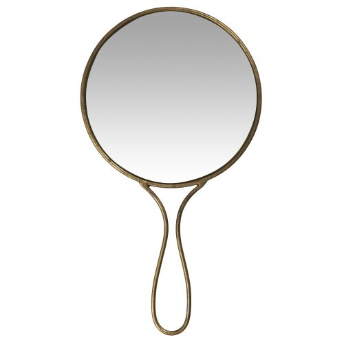 IB LAURSEN / Ručné zrkadlo Round