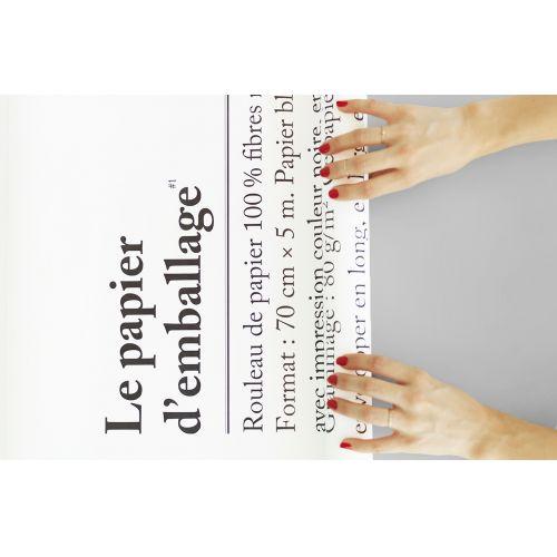 be-pôles / Baliaci papier Le Papier Emballage - 5 m