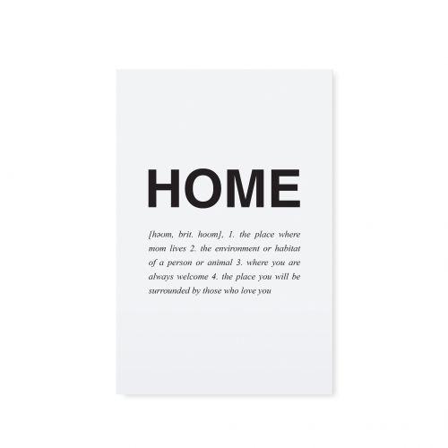 TAFELGUT / Pohľadnica Home