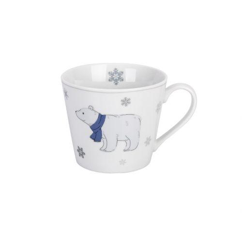 Krasilnikoff / Porcelánový hrnček Bear