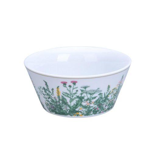 Krasilnikoff / Porcelánová miska Botanica