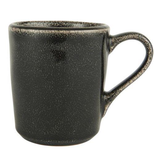 IB LAURSEN / Kameninový hrnček Black Dunes 400 ml
