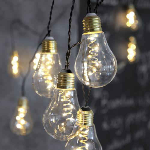STAR TRADING / Svetelná LED reťaz Glow - 10 žiaroviek