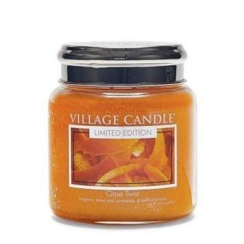 VILLAGE CANDLE / Sviečka Village Candle - Citrus Twist 389 g