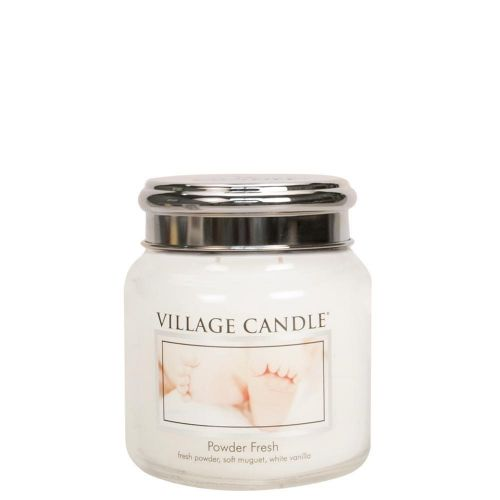 VILLAGE CANDLE / Sviečka Village Candle - Powder Fresh 389g