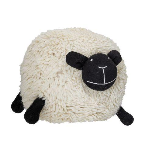 Bloomingville / Detský vlnený sedák Black Sheep