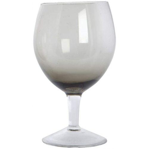 House Doctor / Pohár na víno Dusty Grey