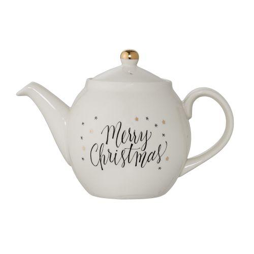 Bloomingville / Vianočná kanvica na čaj Noel