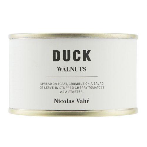 Nicolas Vahé / Kačacia paštéta s vlašskými orechmi 130 g