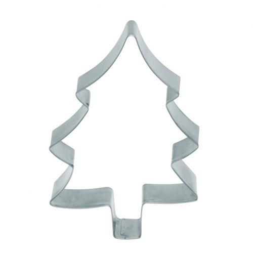 Kitchen Craft / Nerez vykrajovátko - vánoční stromeček 13 cm