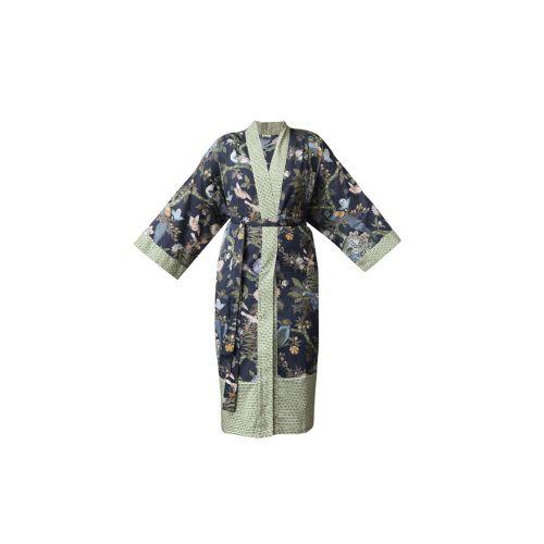 Chic Antique / Kimono s opaskom Navy Blue