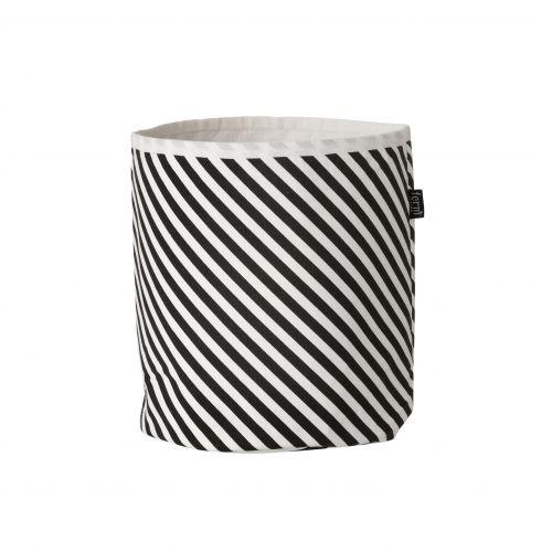 ferm LIVING / Textilný košík Stripe
