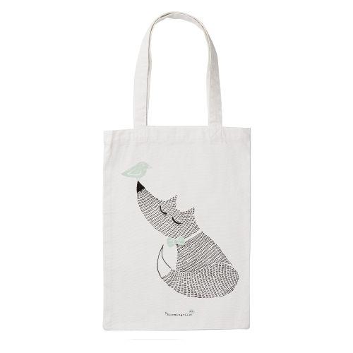 Bloomingville / Detská plátená taška Fox