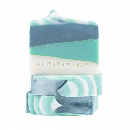 Almara Soap / Prírodné mydlo Green Tea Cucumber