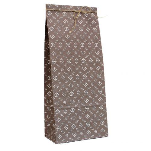 IB LAURSEN / Papírový sáček Milky brown M
