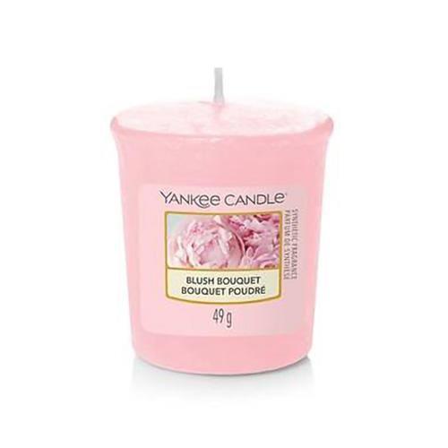 Yankee Candle / Votívna sviečka Yankee Candle - Blush Bouquet