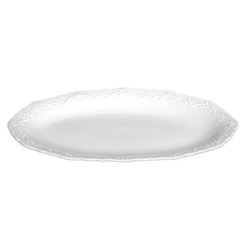 Chic Antique / Porcelánový servírovací tanierik Provence