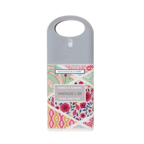 HEATHCOTE & IVORY / Dezinfekcia na ruky Fabrics & Flowers