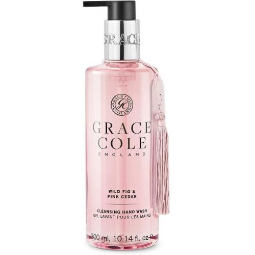 Grace Cole / Tekuté mydlo na ruky Wild Fig & Pink Cedar 300ml