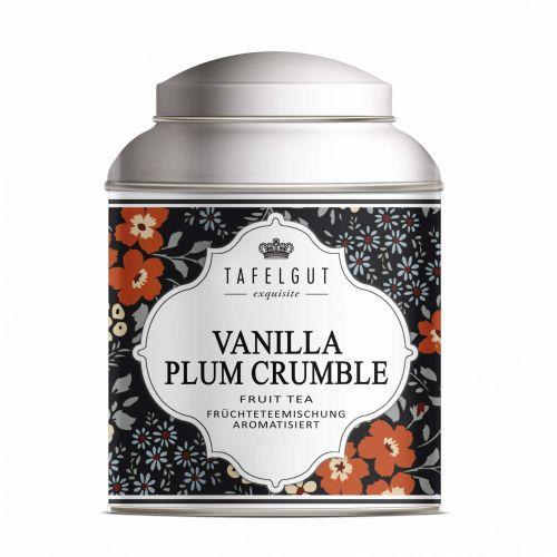 TAFELGUT / Ovocný čaj Tafelgut - Vanilla Plum Crumble 35 g