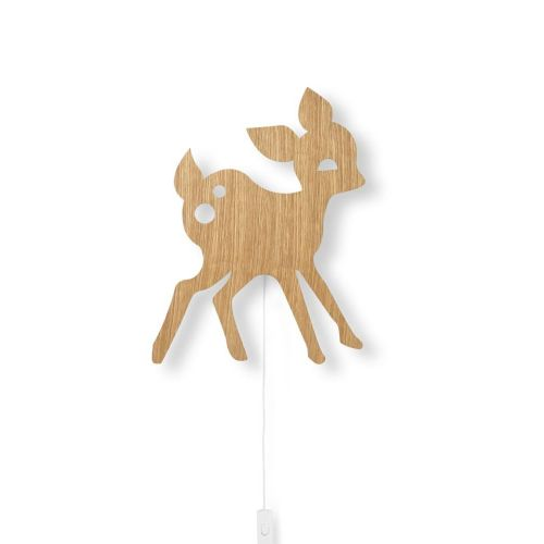 ferm LIVING / Detská LED lampička My Deer Lamp
