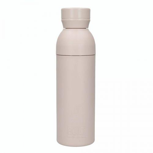 Kitchen Craft / Recyklovaná lahev na vodu BUILT Pale Pink 500 ml
